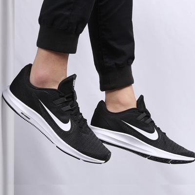 NIKE/耐克男鞋2019夏季新款DOWNSHIFTER 9運動鞋透氣休閑舒適跑步鞋 AQ7481-