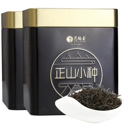 藝福堂 茶葉 紅茶 正山小種特級 武夷山桐木關紅茶250g*2罐