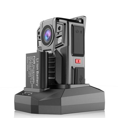 群华(vosonic)D7专业级执法记录仪高清红外夜视便携式现场记录 128G