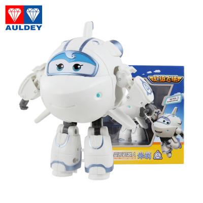 奧迪雙鉆(AULDEY) 超級飛俠 大變形機器人-米莉