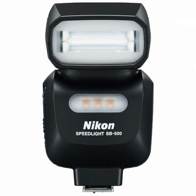 尼康 (Nikon) SB-500 单反相机闪光灯 全自动曝光 尺寸67x114.5x70.8mm