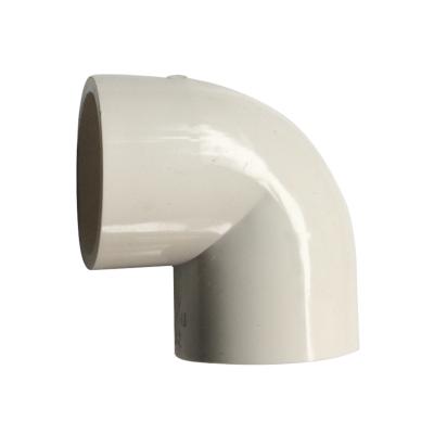 帮客材配 冰一点 中央空调专用排水接头 PVC弯头(白色)规格:φ25 单价0.49元/个 起售数量50个 250个免邮
