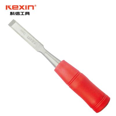 科信(kexin)美式木工鑿 鉗工鑿子水泥石工鑿 13mm KX127 2支