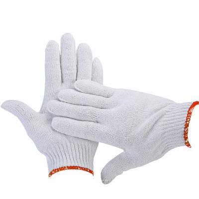 威克(vico)WK9820 棉纱手套12付装 加厚?;な痔?耐磨耐用劳保手套 劳保用品