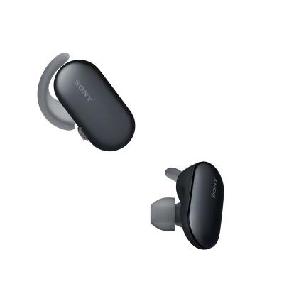 索尼(SONY)WF-SP900 真无线防水运动耳机 黑色