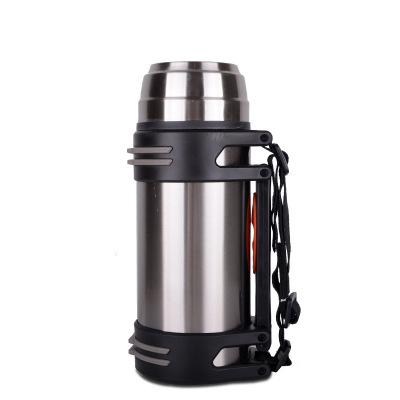 三極戶外(Tripolar) TP3606 保溫杯便攜不銹鋼運動水壺旅行休閑創意禮品加大保溫杯