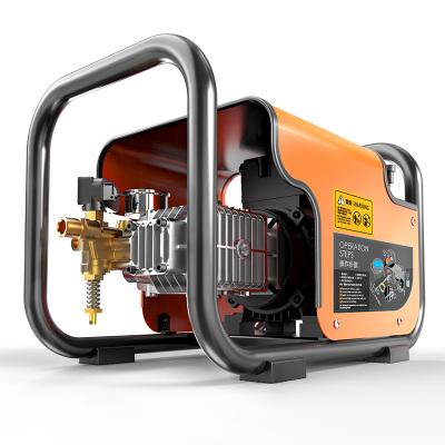 亿力 YILI 商用洗车机车用洗车机 感应电机 1600W高压 洗车店专用 汽车用 YLQ7550G-Plus 220v