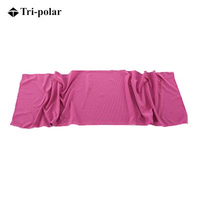 三極戶外(Tripolar) TP1138 毛巾冷感運動毛巾速干巾夏季冰涼毛巾健身戶外瑜伽跑步吸擦汗降溫毛巾5條裝