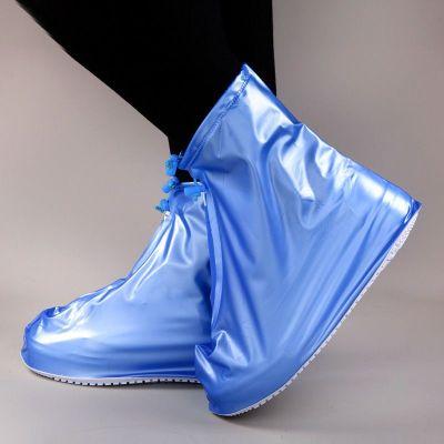 雨鞋男女雨鞋套防滑加厚耐磨戶外防水鞋下雨天防水鞋套兒童
