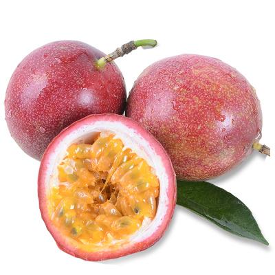 广西百香果12个装大果 单果70g起 新鲜现摘西番莲大红果当季应季孕妇水果