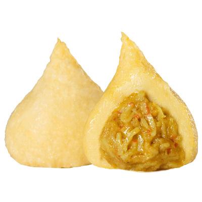 玖嘉久咖喱蟹肉丸泰式风味包心鱼丸关东煮小吃海鲜丸子火锅食材180g
