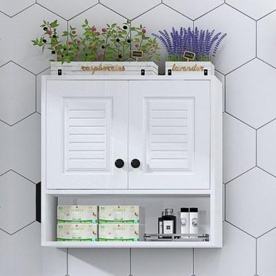 赛可优北欧浴室柜组合落地式卫生间洗漱台中小户型洗手盆柜卫浴洗脸盆柜 马桶柜