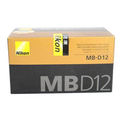 尼康(Nikon) MB-D12 單反手柄 多功能電池匣 適用于D810、D800系列