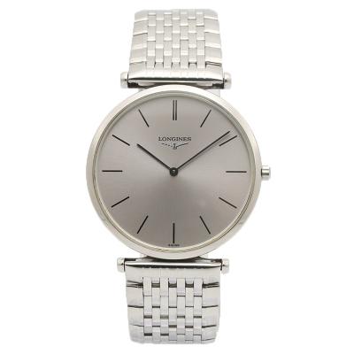【二手95新】浪琴LONGINES優雅系列L4.709.4.72.6男表石英奢侈品鐘手表腕表
