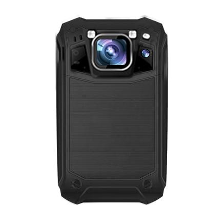 普法眼F2 4G執法記錄儀1080P高清紅外夜視4G WIFI無線傳輸GPS定位現場記錄儀 4G版 內置128G