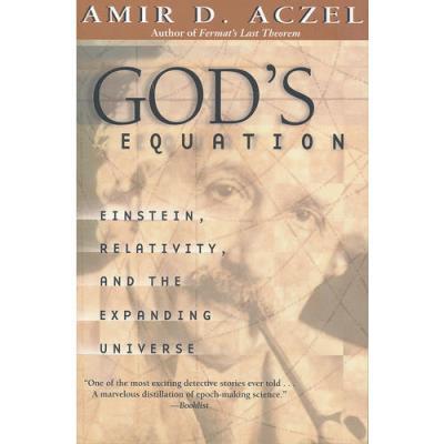 God'S Equation(ISBN=9780385334853) 英文原版