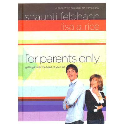 FOR PARENTS ONLY(ISBN=9781590529324) 英文原版