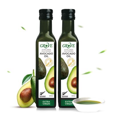 GROVE柯羅芙 牛油果油孕婦嬰幼兒營養食用油 250ml/瓶*2