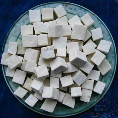 優質材白茯苓云苓茯苓丁茯苓塊伏苓 可磨粉 無硫500克