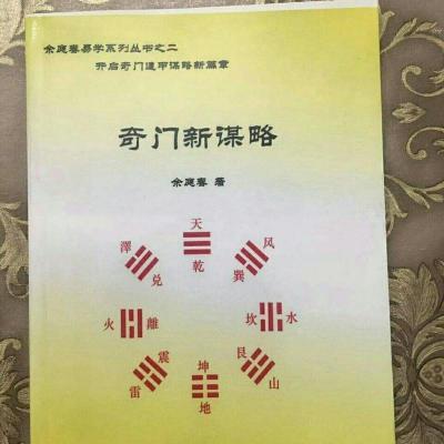 奇門新謀略(2015年內部運籌學資料) 余庭春 奇門遁甲占卜書籍