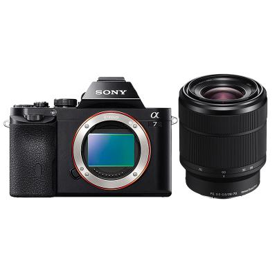 【二手95新】索尼/SONY ILCE-A7+FE 28-70f/3.5-5.6 OSS 【套機】 索尼全畫幅微單相機
