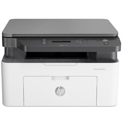 HP Laser MFP 136nw銳系列新品激光多功能一體機 家用辦公打印機 打印復印掃描三合一 M1136升級款網絡無線版