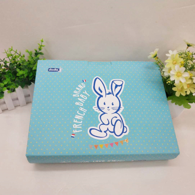 Dodie兔子浴巾禮盒