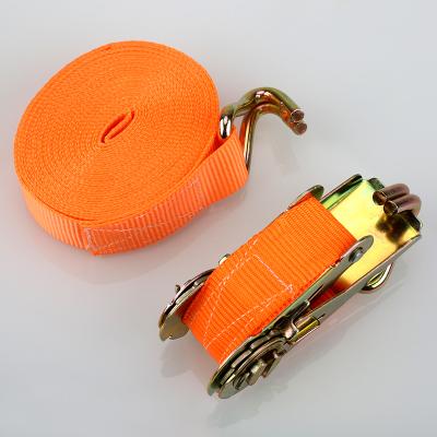 赛拓(SANTO)0049货车绑带货物固定捆绑带汽车货车捆绑收紧器牵引绳拉货运输车顶包固定带