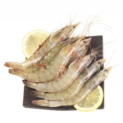 【搶!99元一大盒!】厄瓜多爾大蝦 順豐空運 對蝦海鮮水產 基圍蝦明蝦冰蝦 青蝦白蝦海蝦 生鮮(凈重3.5斤-4斤)