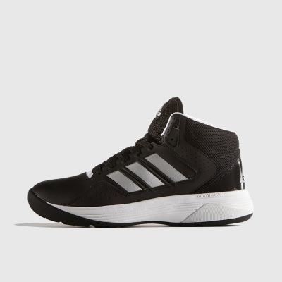 Adidas/阿迪達斯男子秋冬運動鞋中幫基礎實戰籃球鞋 AQ1362
