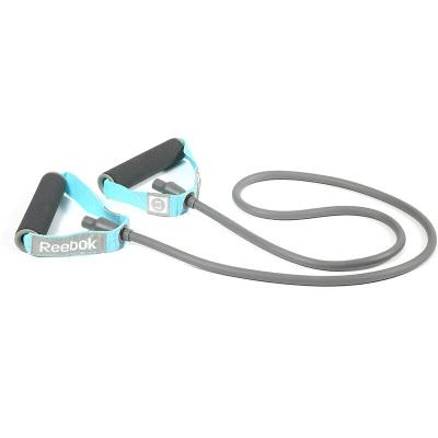 銳步(REEBOK)原裝進口拉力器 熱塑性橡膠健身健美臂肌練習彈力繩橡筋拉力器力量訓練拉力繩