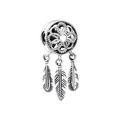 PANDORA潘多拉 神圣捕夢網925銀 DIY手鏈項鏈串珠串飾女 -797200