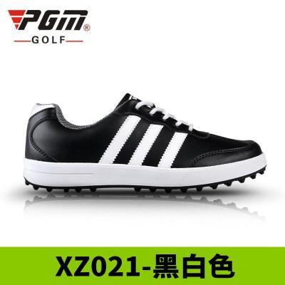 【蘇寧好貨】高爾夫球鞋 高爾夫男士運動鞋子 阿迪風休閑鞋