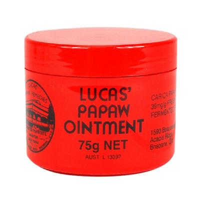 【昆凌同款】Lucas Papaw REMEDIES 盧卡斯 神奇木瓜膏 75g 滋潤營養 曬后修復
