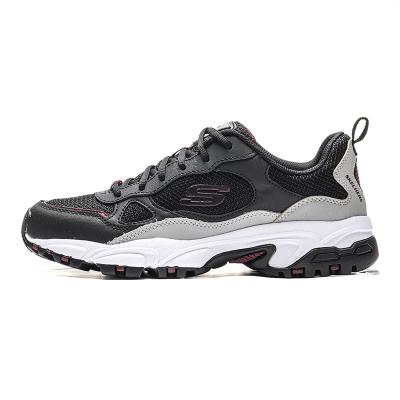 斯凯奇 Skechers D'LITES系列 熊猫鞋 男子休闲鞋 51706-BKGY