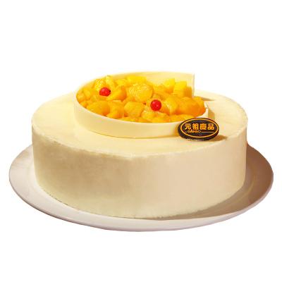 元祖 清風有信 慕斯蛋糕 生日蛋糕 蛋糕速遞 6號