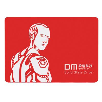 DM F5機械師紅色系列 120GB 2.5寸SATA3.0接口 臺式組裝機筆記本電腦SSD固態硬盤