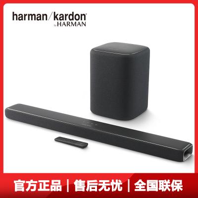 哈曼卡顿ENCHANT1300 影倩 无线蓝牙回音壁客厅电视音响 组合音响 条形音箱 无线低音炮 Soundbar
