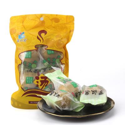 蓝之灵罗汉果4个装 黄皮大果 广西桂林永福特产 果干 花茶