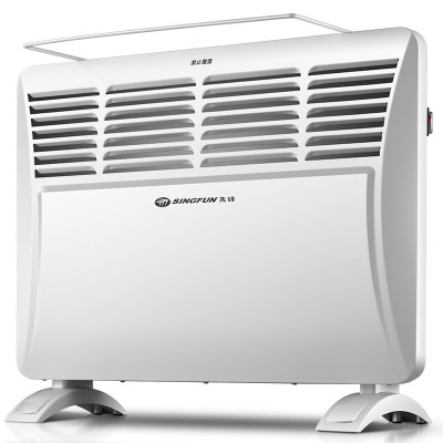 先锋 (Singfun)取暖器 家用电暖气欧式快热炉 浴室电暖器防水壁挂式电烤炉