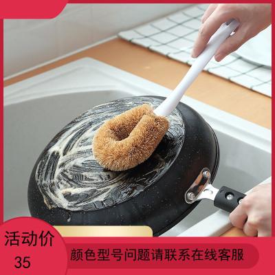 椰棕刷锅洗锅刷锅刷洗碗棕毛刷子厨房用品刷清洁刷洗锅