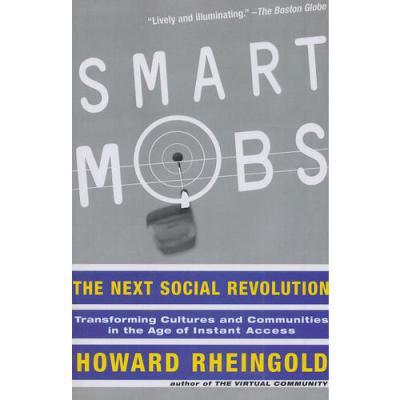 Smart Mobs(ISBN=9780738208619) 英文原版