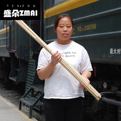 一米加長筷子撈面筷油炸筷子加長防燙炸油條的長筷子超長60cm-df01
