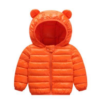 輕薄兒童運動棉服男女童中小童棉襖短款寶寶棉衣冬外套0-4歲嬰兒1 莎丞