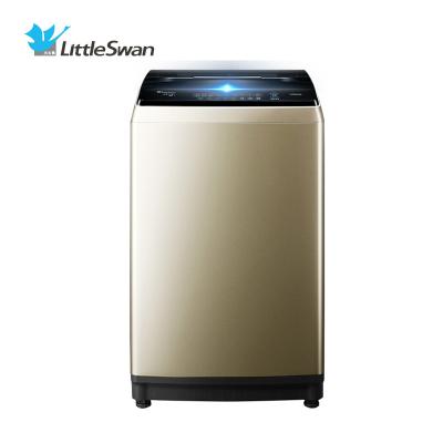 【99新】小天鵝(LittleSwan)TB80-6288DCLG 8公斤全自動變頻波輪洗衣機 桶自潔防纏繞 家用靜音
