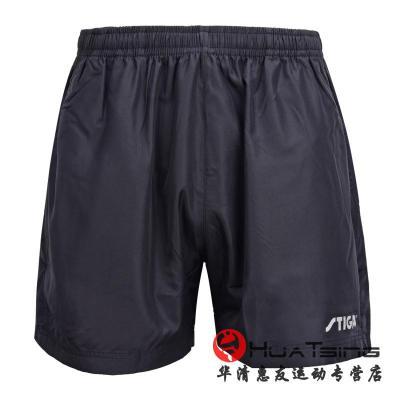 STIGA斯帝卡斯蒂卡短褲G1001男女款專業乒乓球服裝比賽服運動短褲*.*