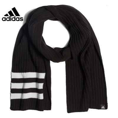Adidas阿迪达斯19冬季新品围巾男女训练运动休闲围脖 DZ4560