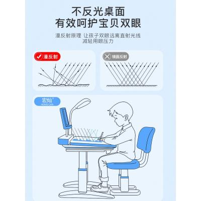 唐臻學習桌寫字桌椅套裝組合家用小書桌簡約桌子男孩女孩課桌