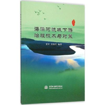 海滦河流域下游治理技术与对策