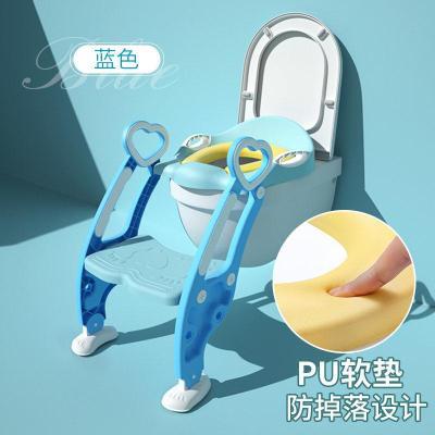 儿童马桶坐便器女楼梯式婴儿厕所座垫架盖小孩坐便圈垫椅男孩宝宝